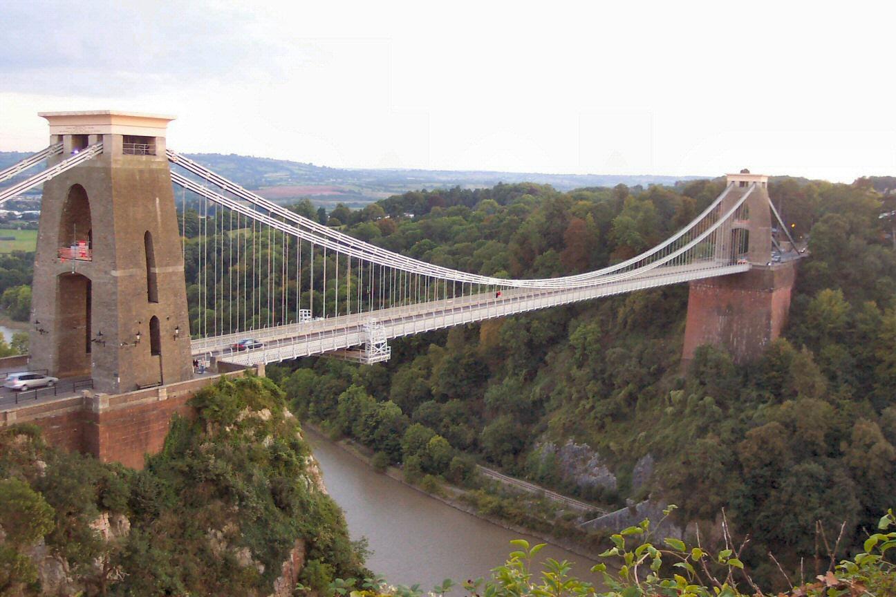 clifton suspension bridge photo. Black Bedroom Furniture Sets. Home Design Ideas