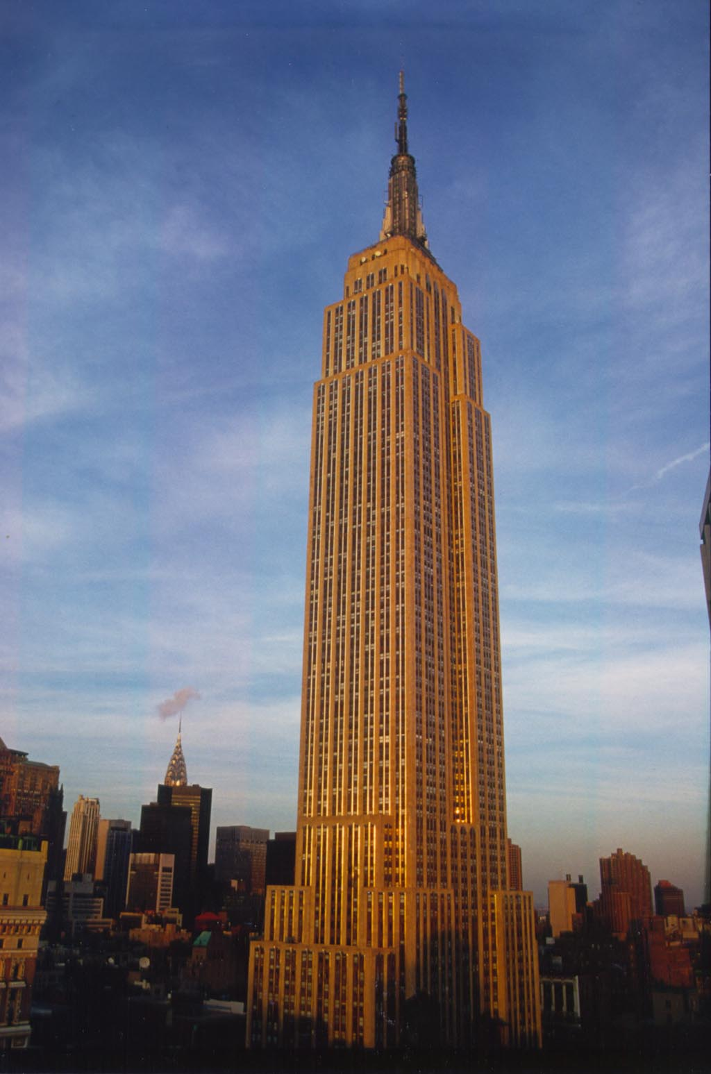 empire state building w nowym jorku usa 449 m wie owiec. Black Bedroom Furniture Sets. Home Design Ideas