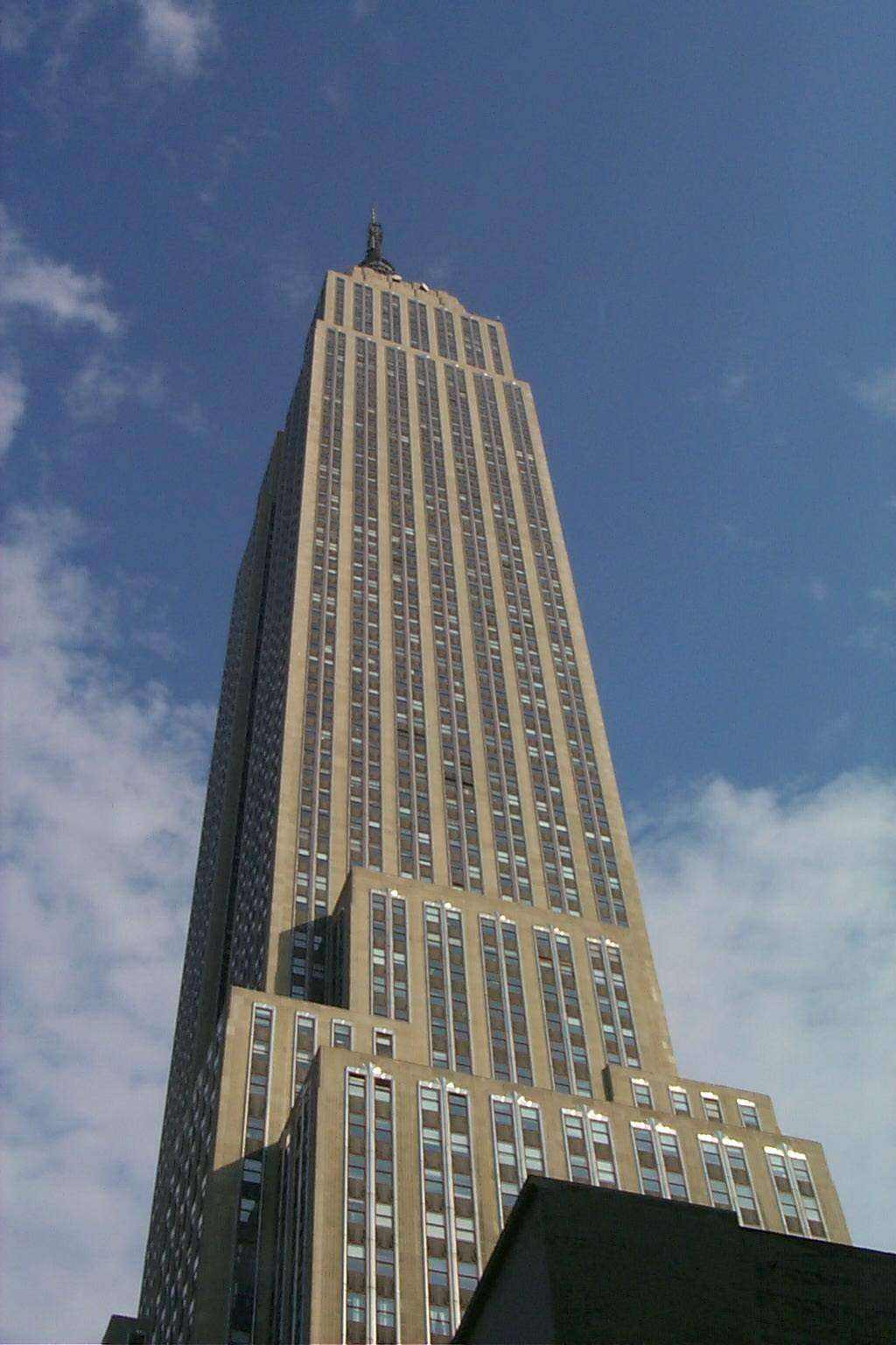 The Empire State Building Referat Englisch