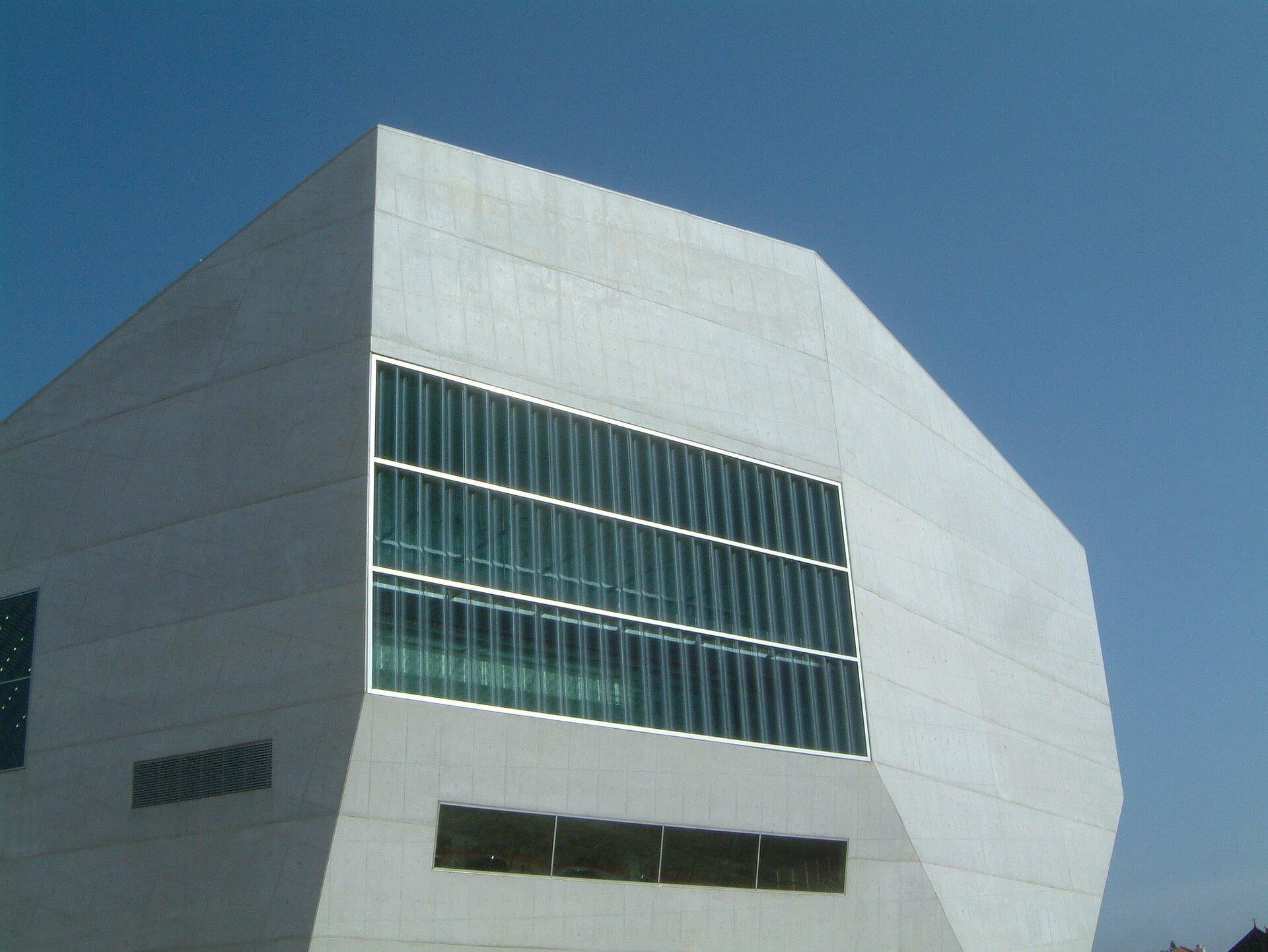 Casa da Musica w Porto