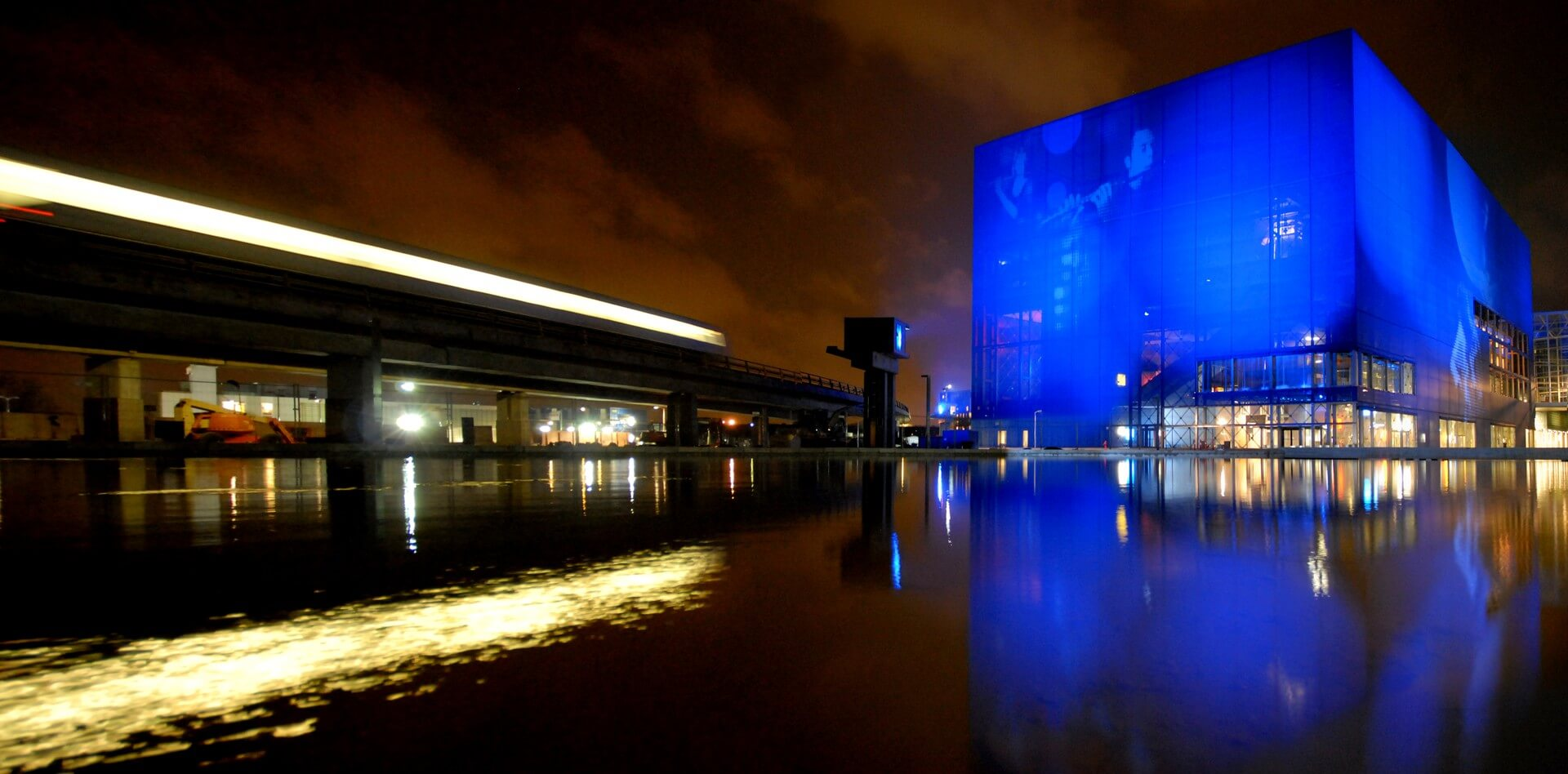 Sala koncertowa Duńskiego Radia w Kopenhadze