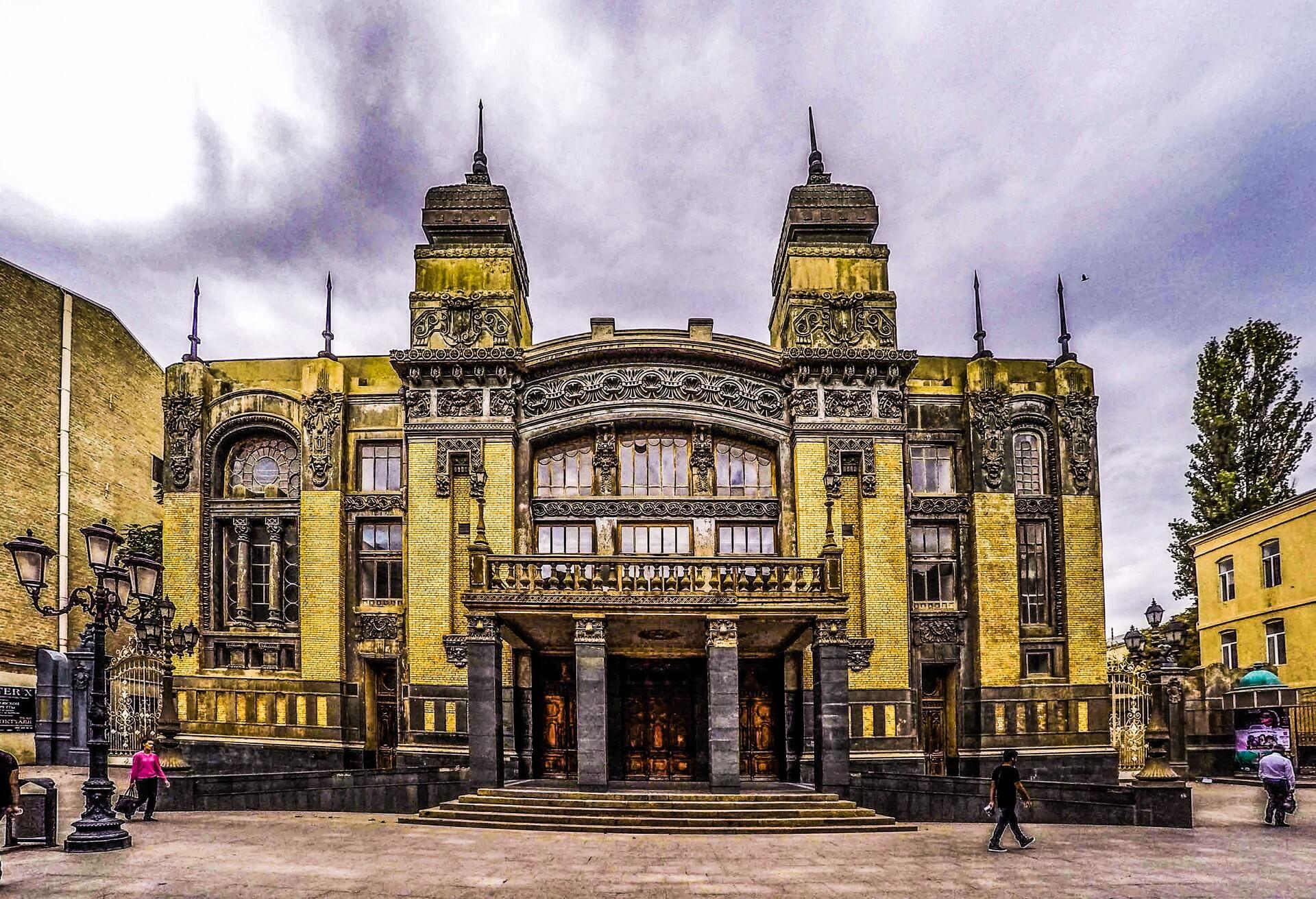 Teatr Opery i Baletu w Baku