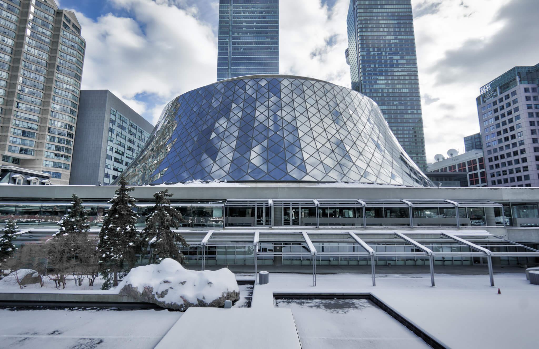 Roy Thomson Hall w Toronto