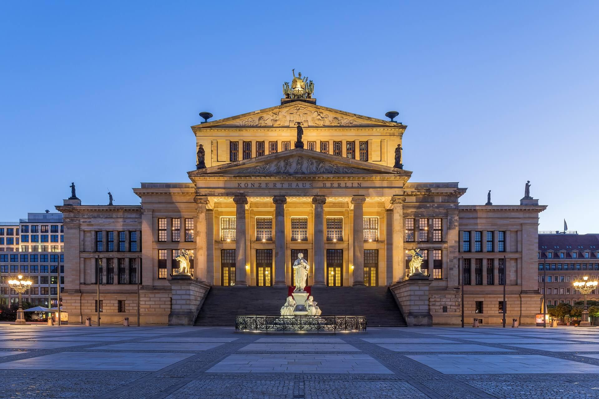 Schauspielhaus w Berlinie