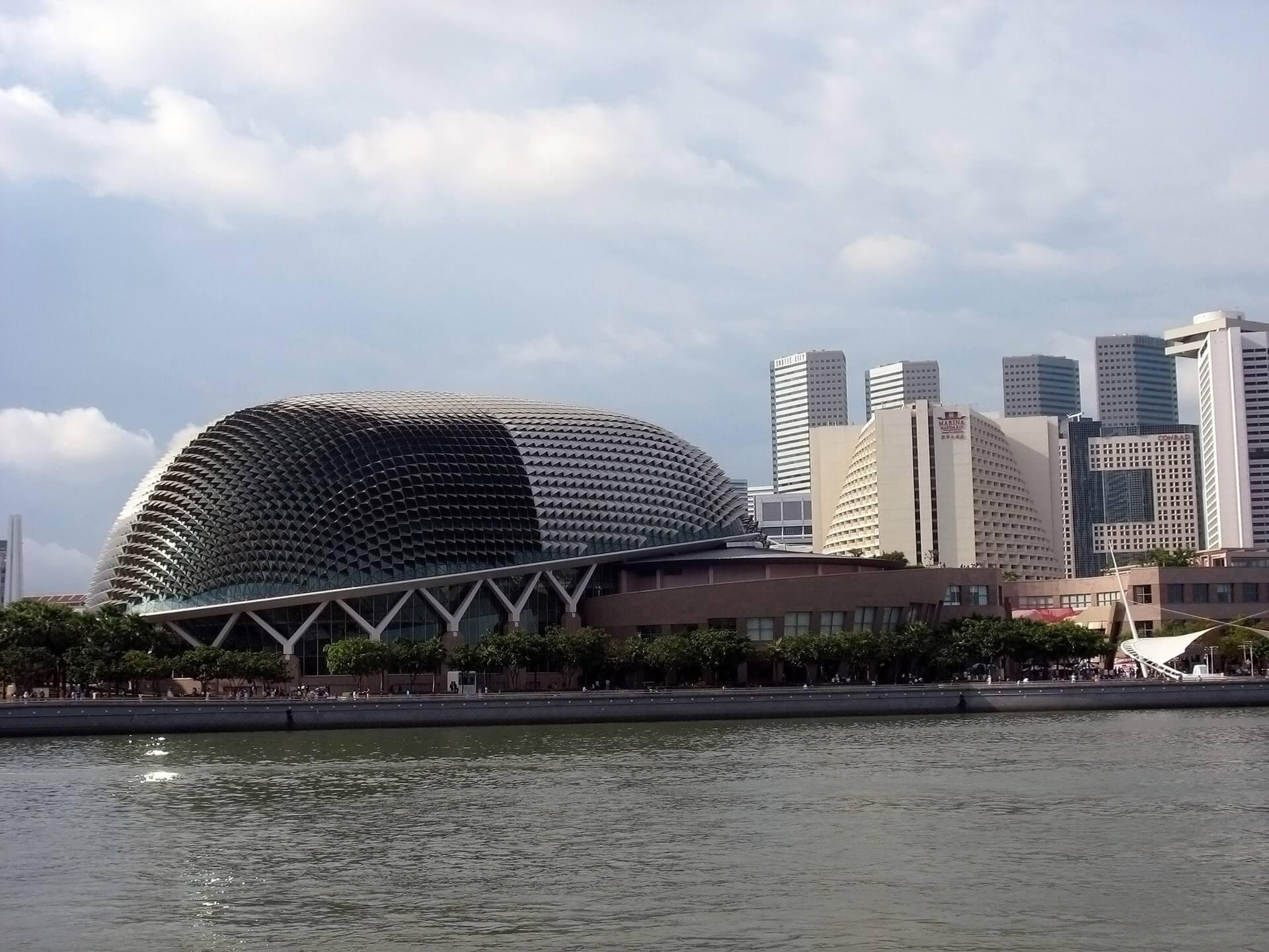 Esplanade w Singapurze