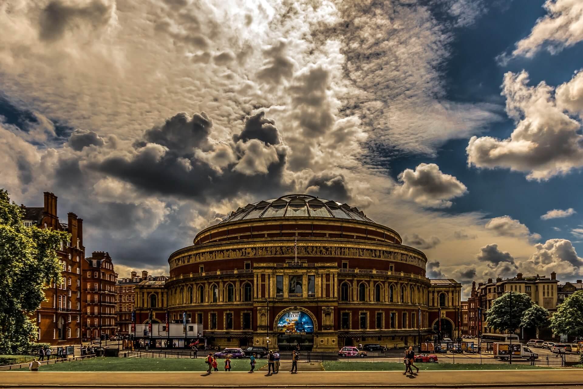 Albert Hall w Londynie