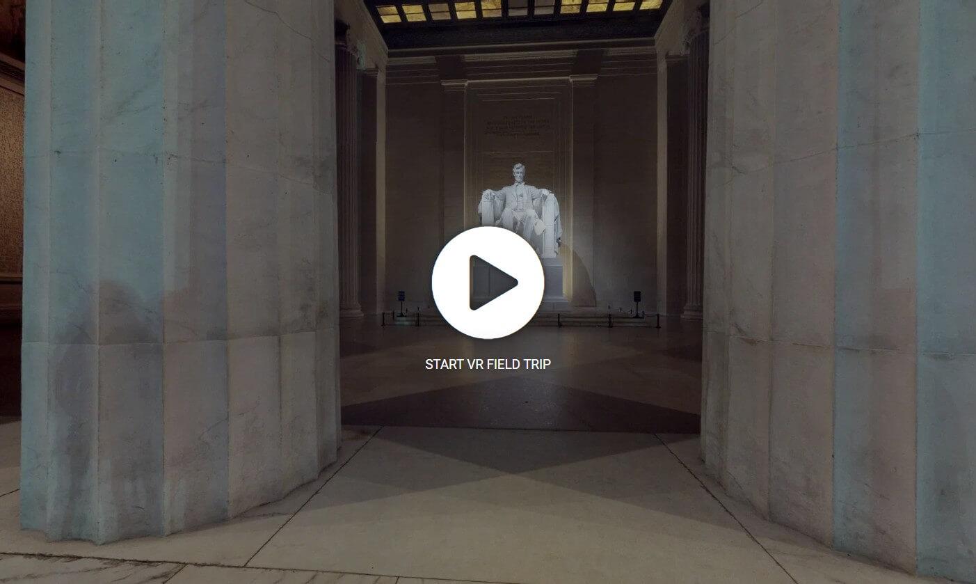 Mauzoleum Lincolna w Waszyngtonie