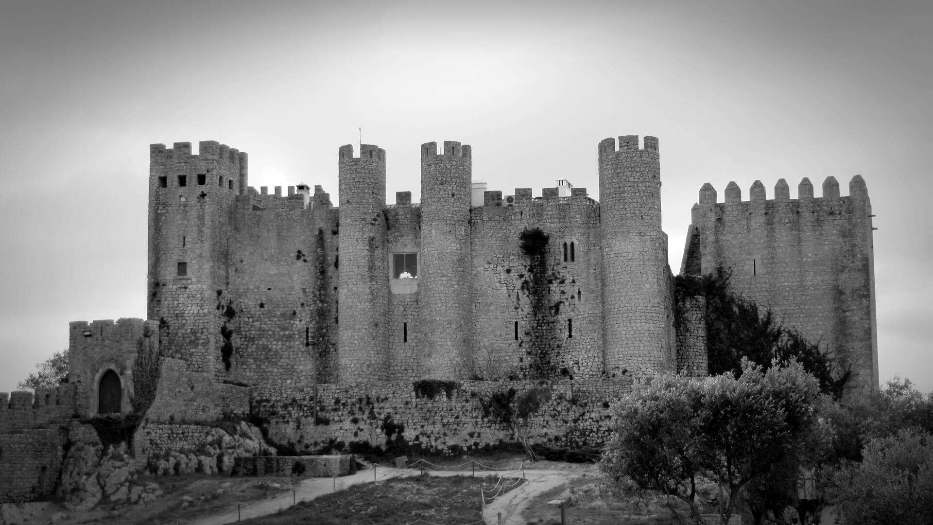 Zamek Obidos
