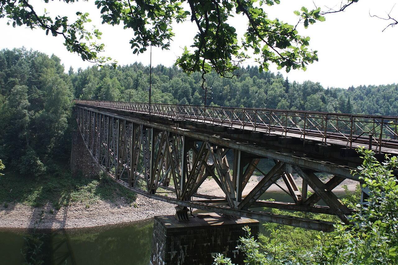 Pilchowice - bridge