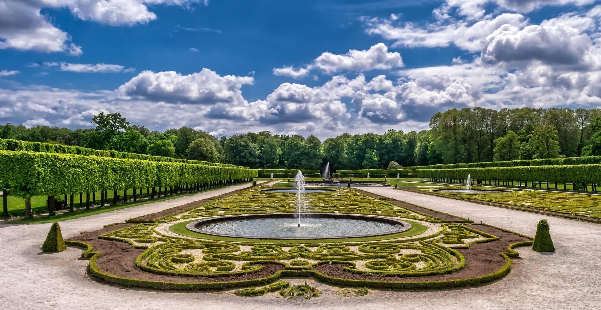 Największy ogród na świecie