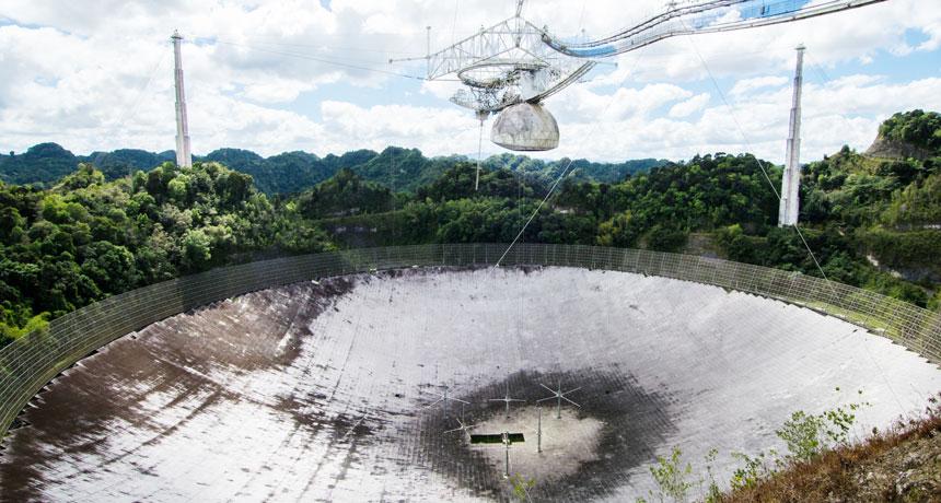 Teleskop Arecibo