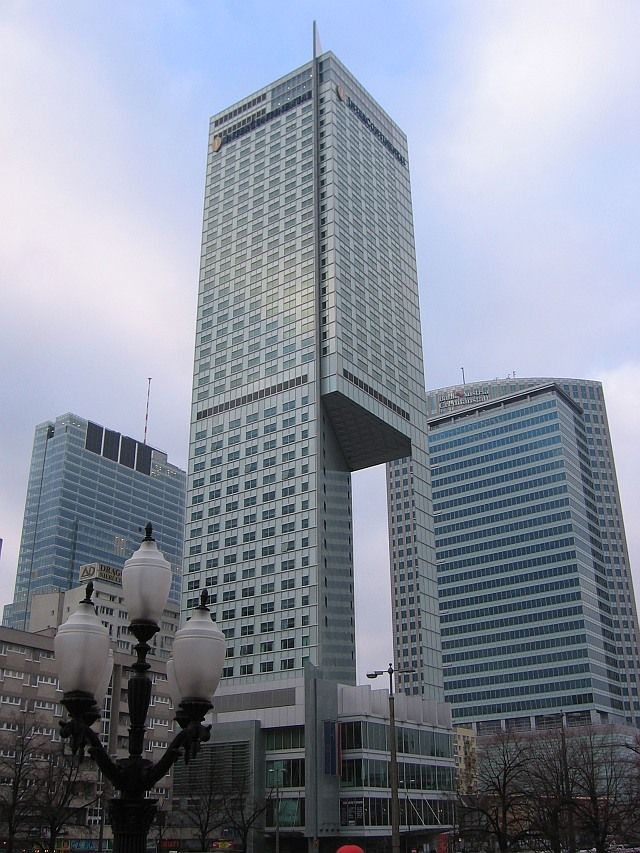 Tallest Buildings In Poland