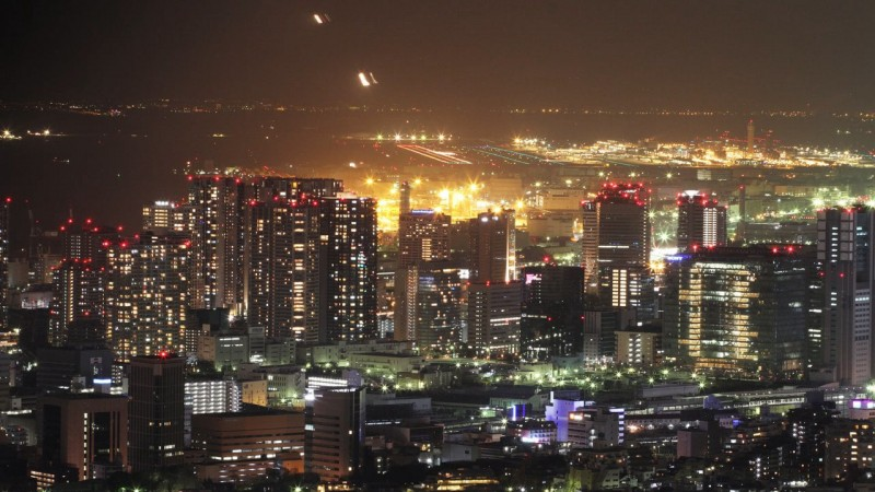 Tokyo w pięknym filmiku poklatkowym