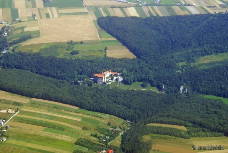 Zamek w Piaskowej Skale