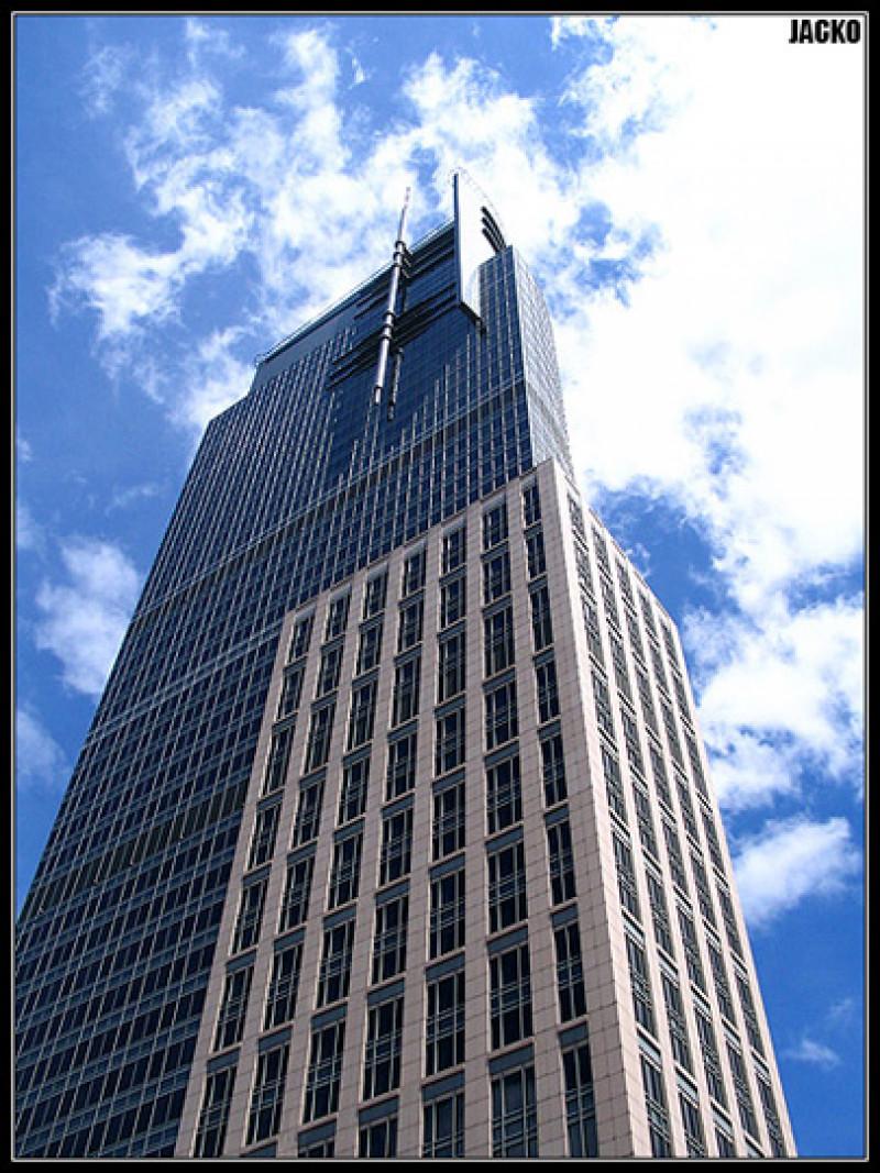 Warsaw Trade Center,wieżowiec