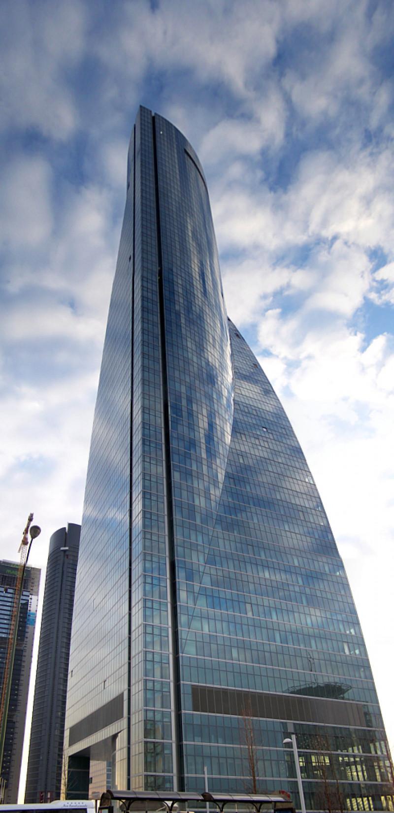 torre de espacio madrid
