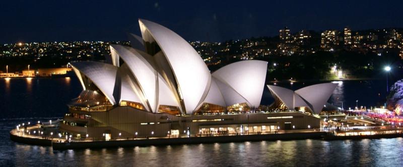Budynek Opery w Sydney