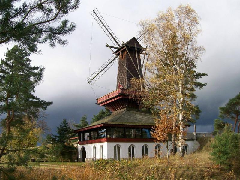 """Windmill """"Natasza"""""""