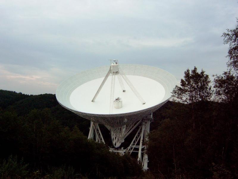 Radioteleskop, Niemcy