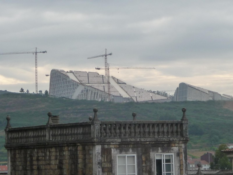 Centrum kultury -Santiago de Compostela