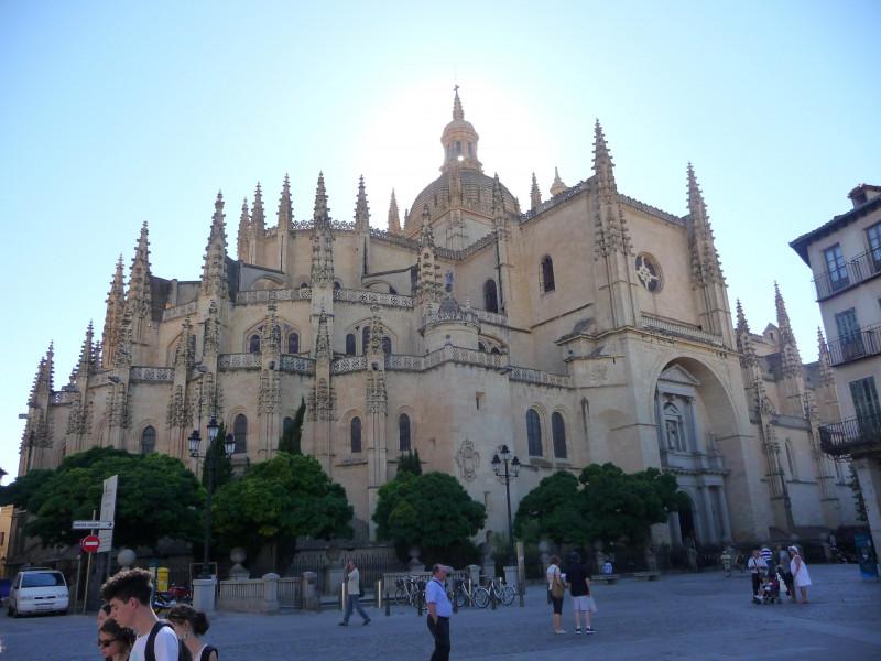 Katedra - Segovia - Hiszpania
