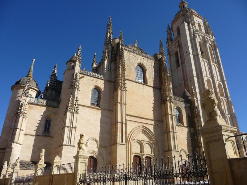 Katedra - Segovia - Hiszpania.