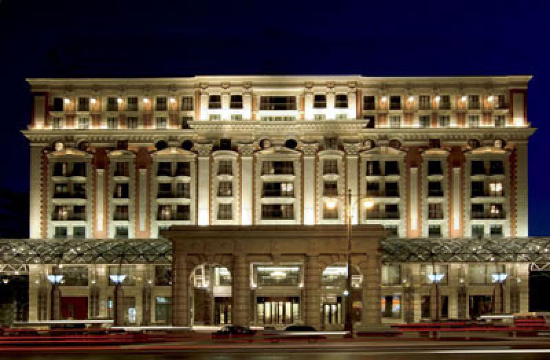 Ritz Carlton Hotel w Moskwie