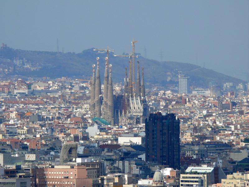 Sagrada Famillia - Barcelona