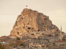 Skalne Kościoły Kapadocji