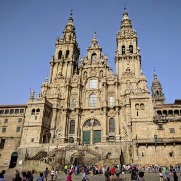 Katedra w Santiago de Compostela