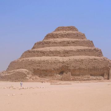 Piramida Schodkowa