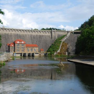 Zapora Pilchowice