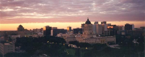 Winnipeg panoramas