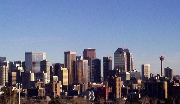 Calgary panoramas