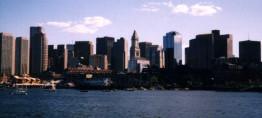Panoramas of Boston