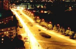 Panoramas of Poznan