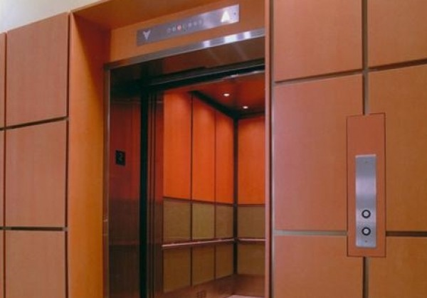 The fastest elevator in the world