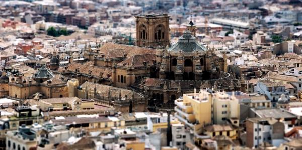 Alhambra - Granada, Hiszpania