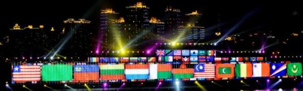 Wystawa Światowa w Szanghaju już otwarta