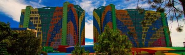Najniezwyklejsze hotele Świata