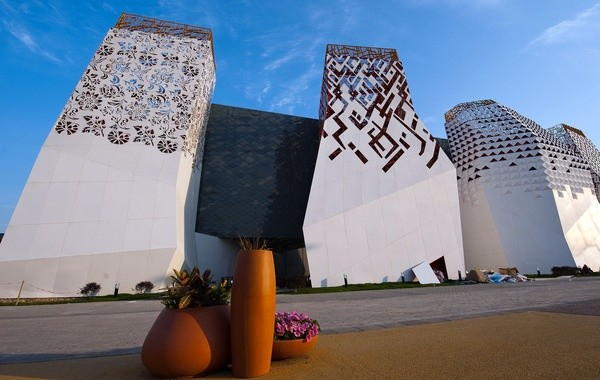 10 pawilonów wystawionych w Szanghaju na Expo 2010