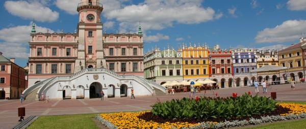 Najpiękniejsze starówki w Polsce