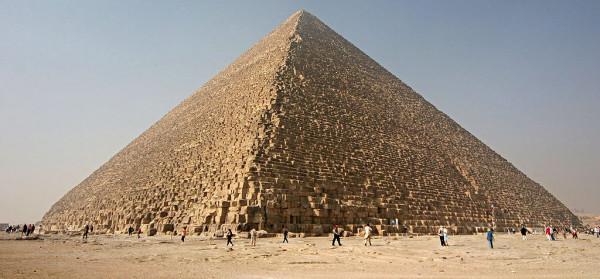 Ile kosztowałoby dziś wybudowanie Piramidy Cheopsa?