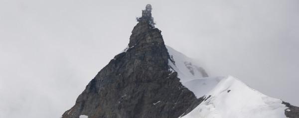 Obserwatorium Sphinx - najwyżej położony budynek w Europie