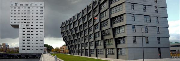 Architektura Holandii