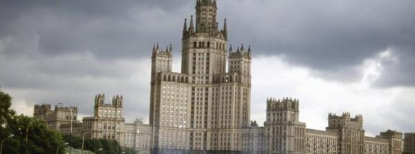 """Projekt """"siedem sióstr"""" - bliźniacze Pałace Kultury"""