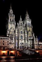 Katedra w Santiago de Compostela od regueifeiro