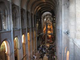 Katedra w Santiago de Compostela od Alejandro Moreno Calvo