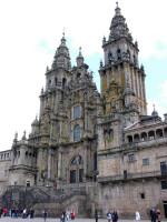 Katedra w Santiago de Compostela od Luis Miguel Bugallo Sánchez