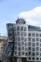 Dancing House by Chatainsim